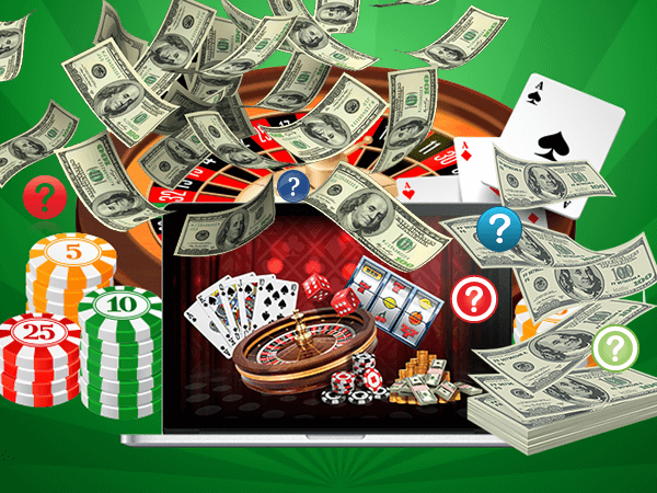 Play Safe With Online Casinos