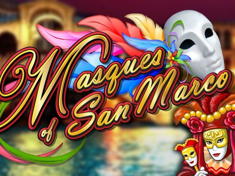 Masques of San Marco Online Slot