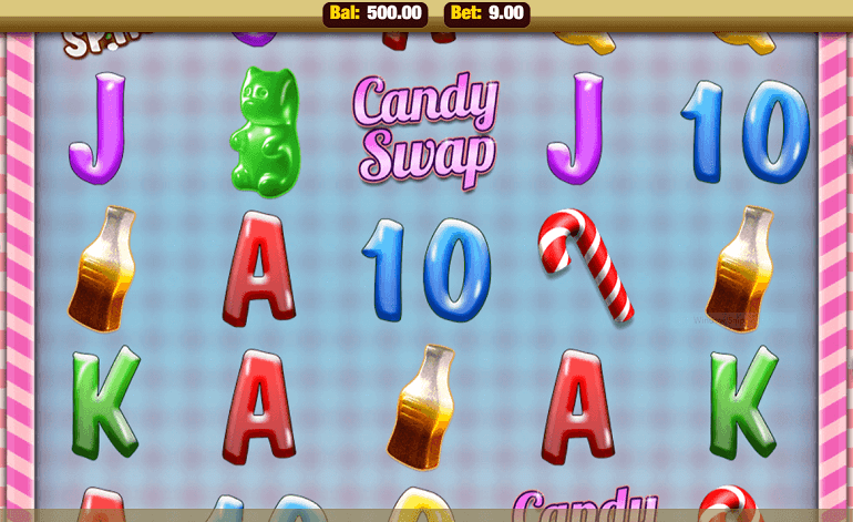 Candy Swap Slot Guide
