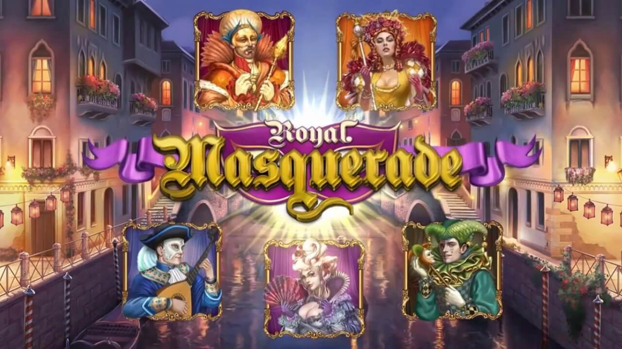 Royal Masquerade Slot Review & Guide for Players Online