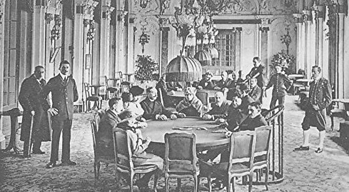Origins and History of Baccarat Casino Game
