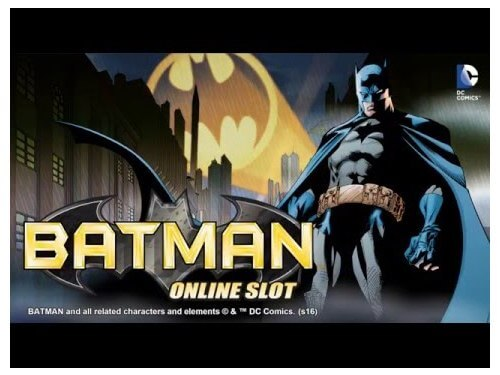 Batman Slots in Depth Review