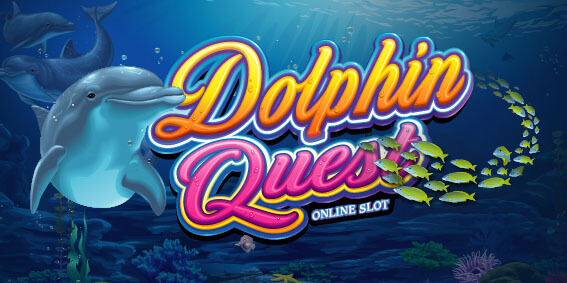Details about Dolphin Quest Online Slot Machine